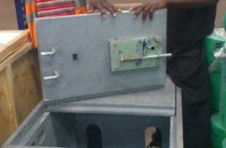 Site Installation: Safaricom
